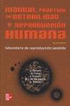 MANUAL PRÁCTICO DE ESTERILIDAD Y REPRODUCCIÓN HUMANA: TÉCNICAS DE LABORATORIO