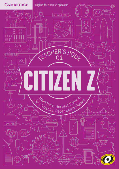 CITIZEN Z C1 TEACHER´S BOOK.