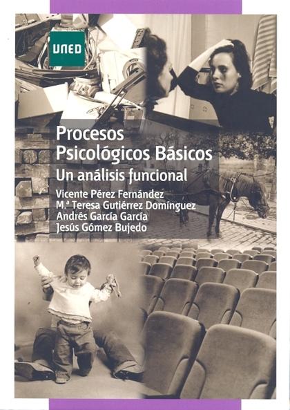 PROCESOS PSICOLÓGICOS BÁSICOS UN ANALISIS FUNCIONAL