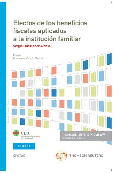 EFECTOS DE LOS BENEFICIOS FISCALES APLICADOS INSTITUCION FA.