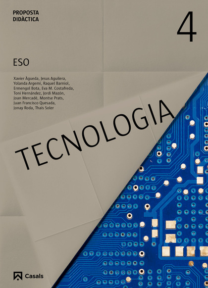 PROPOSTA DIDÀCTICA TECNOLOGIA 4 ESO  (2016)