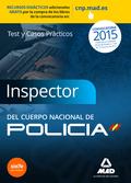 INSPECTORES DEL CUERPO NACIONAL DE POLICÍA. TEST Y CASOS PRÁCTICOS.