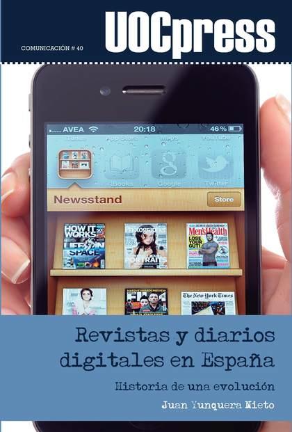 PUBLICACIONES DIGITALES Y NUEVOS SOPORTES INFORMATIVOS.