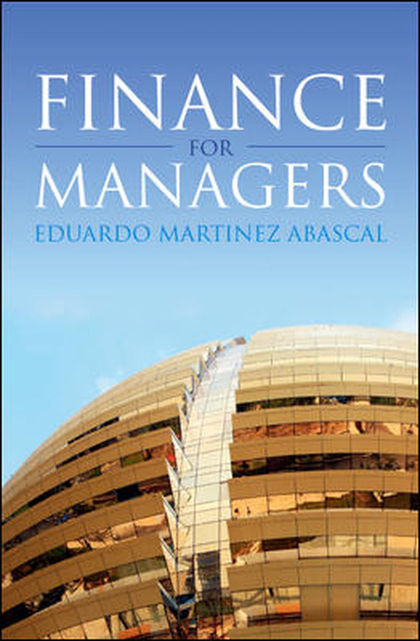 FINANCE FOR MANAGERS. LIBRO DIGITA (BLINK)