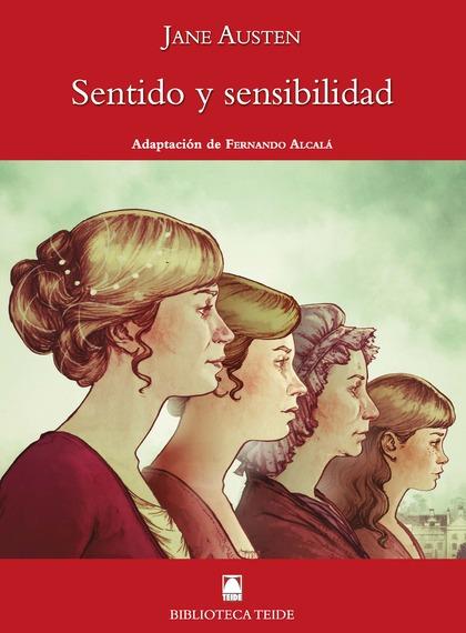 BIBLIOTECA TEIDE 073 - SENTIDO Y SENSIBILIDAD -JANE AUSTEN-.