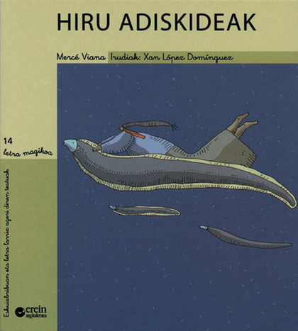 HIRU ADISKIDEAK