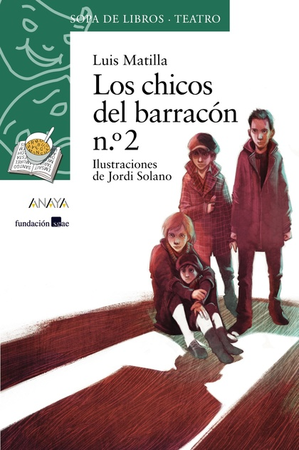 LOS CHICOS DEL BARRACÓN 2