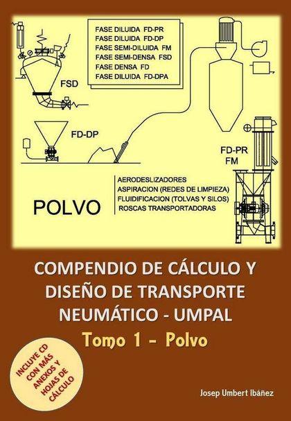 COMPENDIO DE CÁLCULO Y DISEÑO DE TRANSPORTE NEUMÁTICO - UMPAL. POLVO