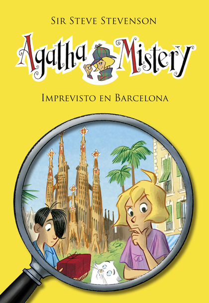 AGATHA MISTERY 26. IMPREVISTO EN BARCELONA.