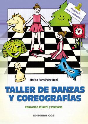TALLER DE DANZAS COREOGRAFIAS EDUCACION INFANTIL PRIMARIA