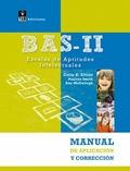 BAS-II MANUAL DE APLICACIÓN.