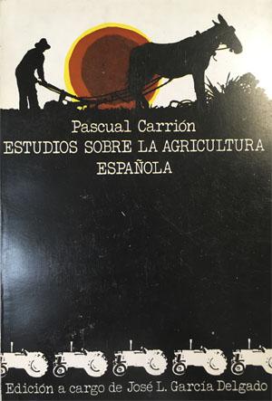 ESTUDIOS SOBRE LA AGRICULTURA ESPAÑOLA.