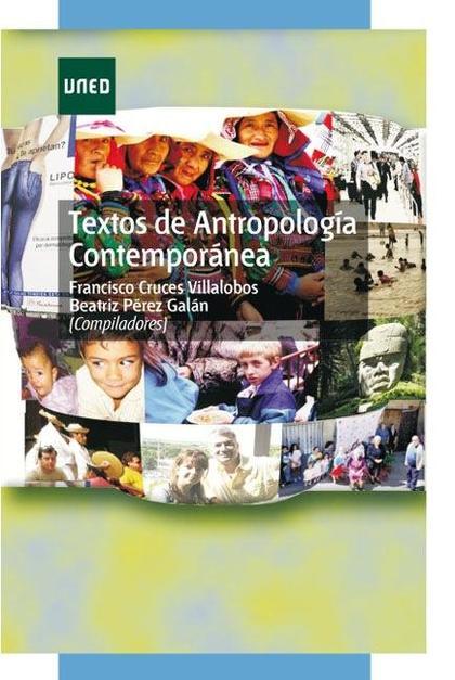 TEXTOS DE ANTROPOLOGÍA CONTEMPORÁNEA