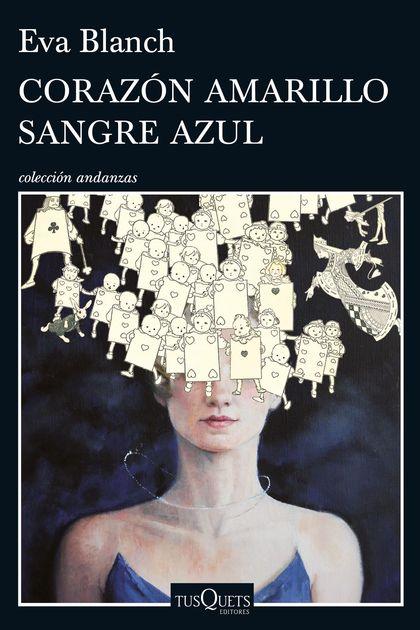 CORAZÓN AMARILLO SANGRE AZUL.