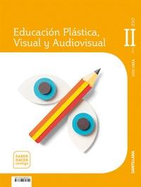 CUADERNO EDUCACIÓN PLÁSTICA, VISUAL Y AUDIOVISUAL NIVEL II SABER HACER CONTIGO S