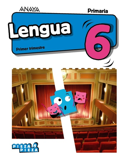 LENGUA 6. (INCLUYE TALLER DE LECTURA COMPRENSIVA).