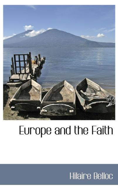Europe and the Faith