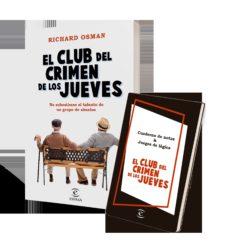 PACK TC EL CLUB DEL CRIMEN DE LOS JUEVES.