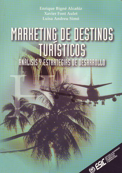 MARKETING DE DESTINOS TURISTICOS