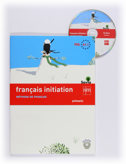 SAVIA, FRANÇAIS INITIATION, EDUCACIÓN PRIMARIA