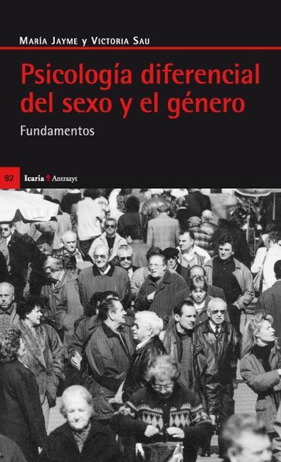 Psicologia diferencial del sexo y el genero