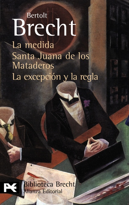 LA MEDIDA : SANTA JUANA DE LOS MATADEROS. LA EXCEPCIÓN Y LA REGLA