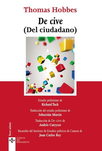 DE CIVE : DEL CIUDADANO