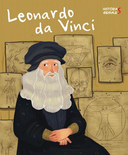 LEONARDO DA VINCI. HISTORIAS GENIALES (VVKIDS).
