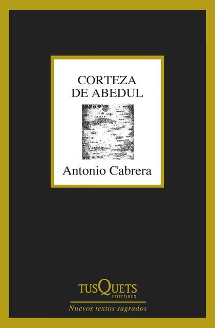 CORTEZA DE ABEDUL.
