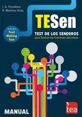 TESEN, TEST DE LOS SENDEROS : PARA EVALUAR LAS FUNCIONES EJECUTIVAS (TAREA TIPO TRAIL MAKING TE