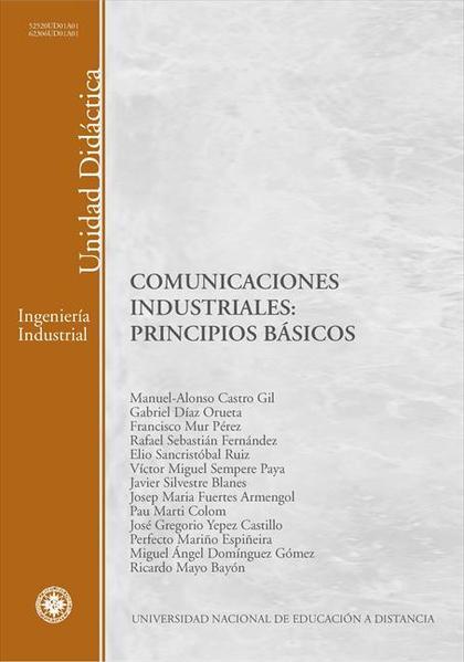 COMUNICACIONES INDUSTRIALES : PRINCIPIOS BÁSICOS