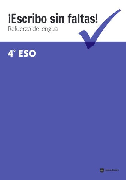 ¡ESCRIBO SIN FALTAS! 4.