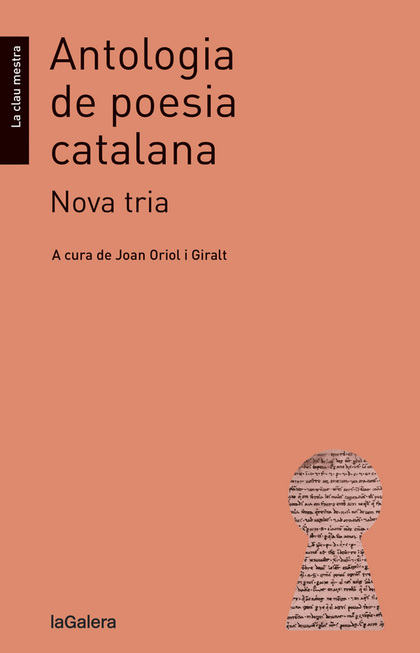 NOVA ANTOLOGIA POESIA CATALANA.