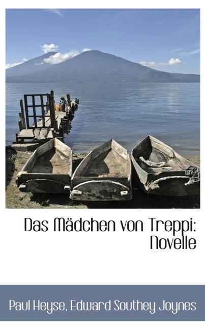 Das Mädchen von Treppi: Novelle