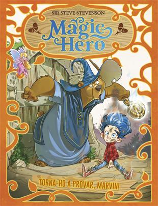 MAGIC HERO 1. TORNA-HO A INTENTAR, MARVIN!.