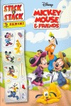 MICKEY MOUSE & FRIENDS STICK & STACK 108.