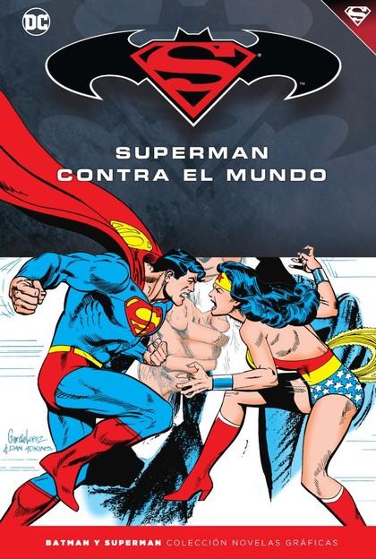 COLECCIÓN NOVELAS GRÁFICAS BATMAN Y SUPERMAN 48
