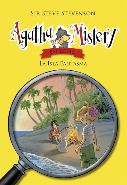 AGATHA MISTERY: LA ISLA FANTASMA.