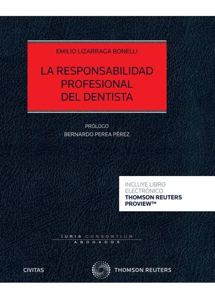 RESPONSABILIDAD PROFESIONAL DEL DENTISTA,LA DUO.