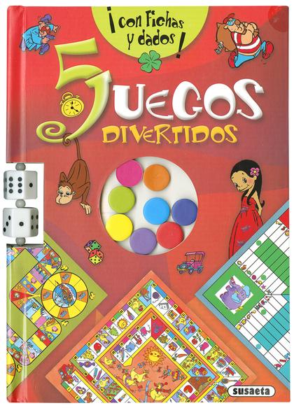 5 JUEGOS DIVERTIDOS.