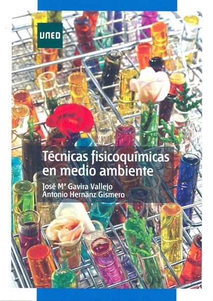 TÉCNICAS FISICOQUÍMICAS EN MEDIO AMBIENTE