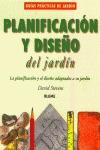 PLANIFICACIÓN Y DISEÑO DEL JARDÍN