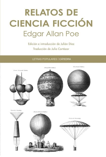 RELATOS DE CIENCIA FICCIÓN.