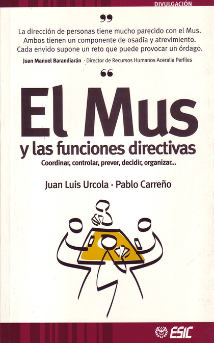 EL MUS Y LAS FUNCIONES DIRECTIVAS