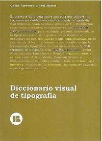 DICCIONARIO VISUAL DE TIPOGRAFÍA