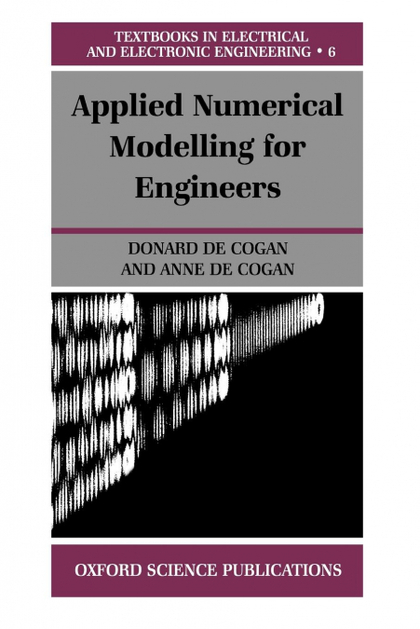 APPLIED NUMERICAL MODELLING FOR ENGINEERS