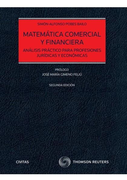 MATEMÁTICA COMERCIAL Y FINANCIERA (SOLO PAPEL)