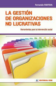 La gestión de organizaciones no lucrativas