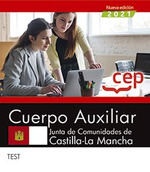 CUERPO AUXILIAR JUNTA DE COMUNIDADES DE CASTILLA LA MANCHA TEST.