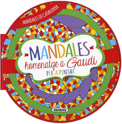 MANDALES HOMENATGE A GAUDI.